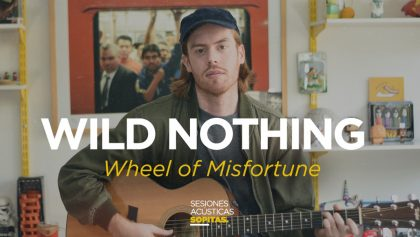 Sesiones Acústicas de Sopitas.com presenta: Wild Nothing