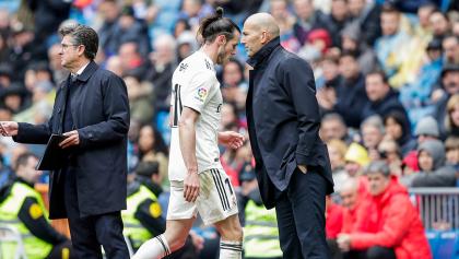 Zidane explicó la ausencia de Gareth Bale en la convocatoria tras la victoria ante Villarreal