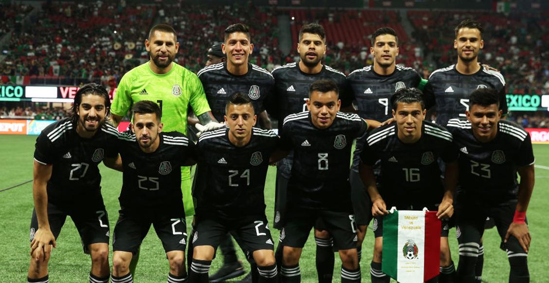 El 11 inicial del 'Tata' Martino con el que saldría México vs Ecuador