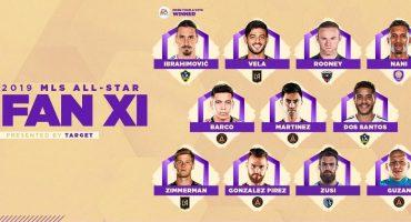 Zlatan, Vela, Dos Santos y Rooney comandarán el MLS All Stars vs Atlético de Madrid
