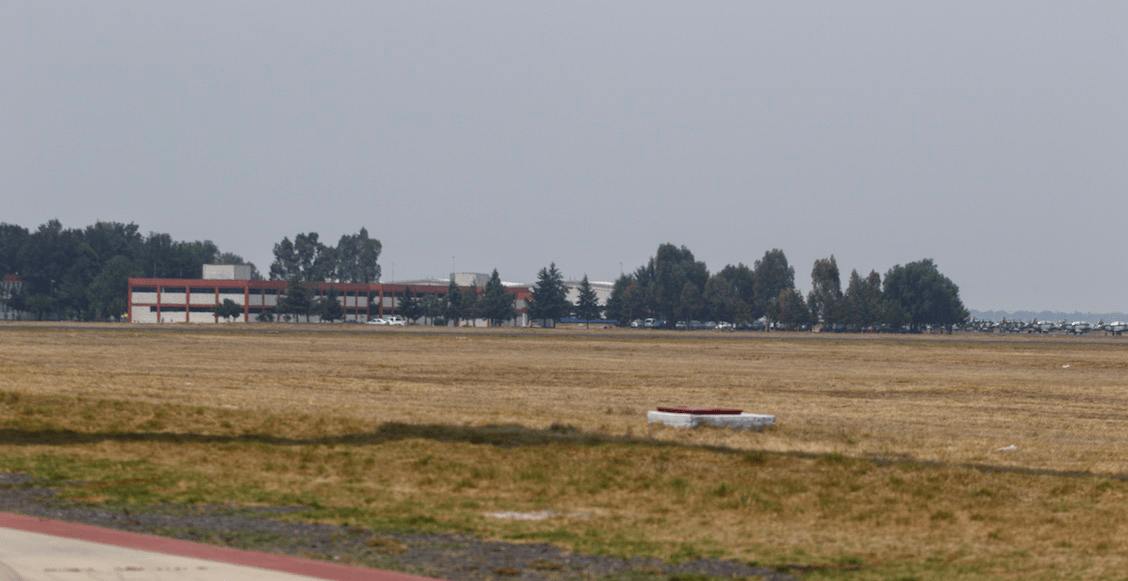 Un revés para AMLO: Tribunal suspende construcción del Aeropuerto de Santa Lucía