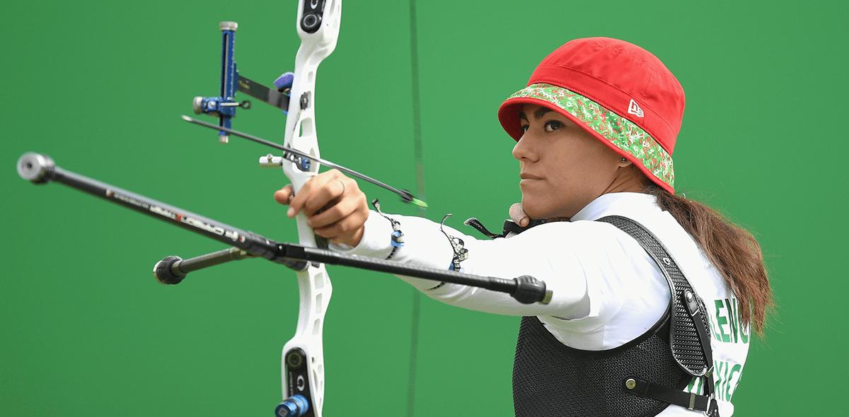 Alejandra Valencia consiguió plaza olímpica para Tokio 2020
