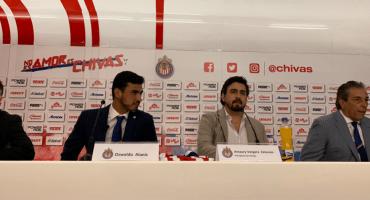 Ya salió el peine: Amaury Vergara explicó la salida de Higuera de Chivas