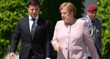 ¿Qué pasó con Merkel? Tras sufrir de espasmos, la canciller de Alemania se reporta 'bien' de salud