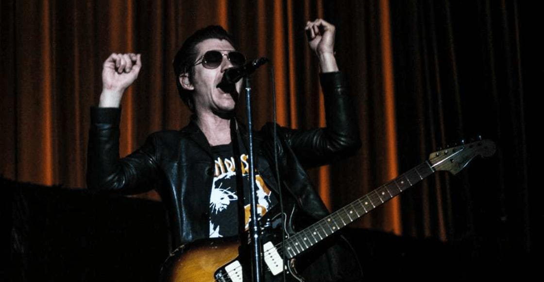 Recordar es volver a vivir: Arctic Monkeys estrena mini documental sobre su show en la Ciudad de México
