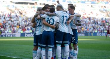 ¡Van los goles! Argentina eliminó a Venezuela y va contra Brasil en la Copa América