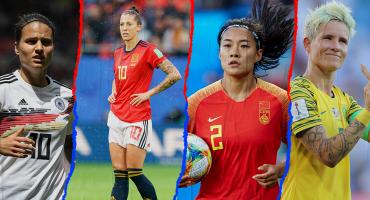 Así quedó el Grupo B del Mundial Femenil de Francia 2019