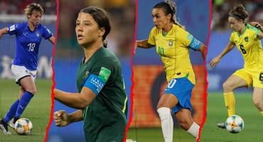 Así quedó el Grupo C del Mundial Femenil de Francia 2019