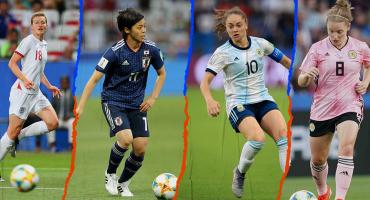 Así quedó el Grupo D del Mundial Femenil de Francia 2019