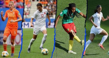 Así quedó el Grupo E del Mundial Femenil de Francia 2019