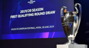 Así se jugará la primera ronda de los playoffs de la Champions League 2019-2020