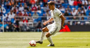 Haciendo un Oribe: Atleti anunció la llegada de Marcos Llorente... del Real Madrid