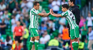 ¡A ahorrar! Betis, Lainez y Guardado enfrentarían a Gallos y Puebla en México