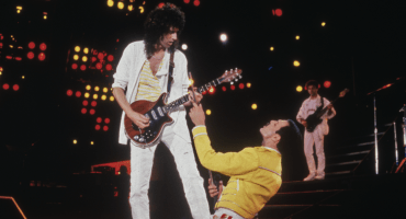 You're my best friend: Brian May se dio una vuelta por la casa de Freddie Mercury