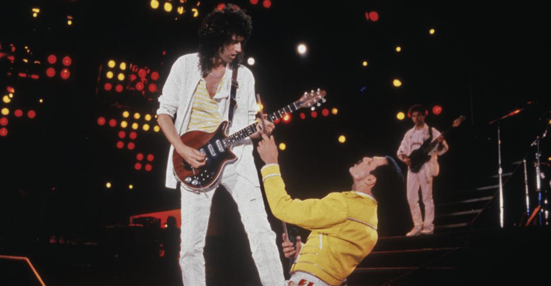 You're my best friend: Brian May se dio una vuelta por la casa de Freddie Mercury