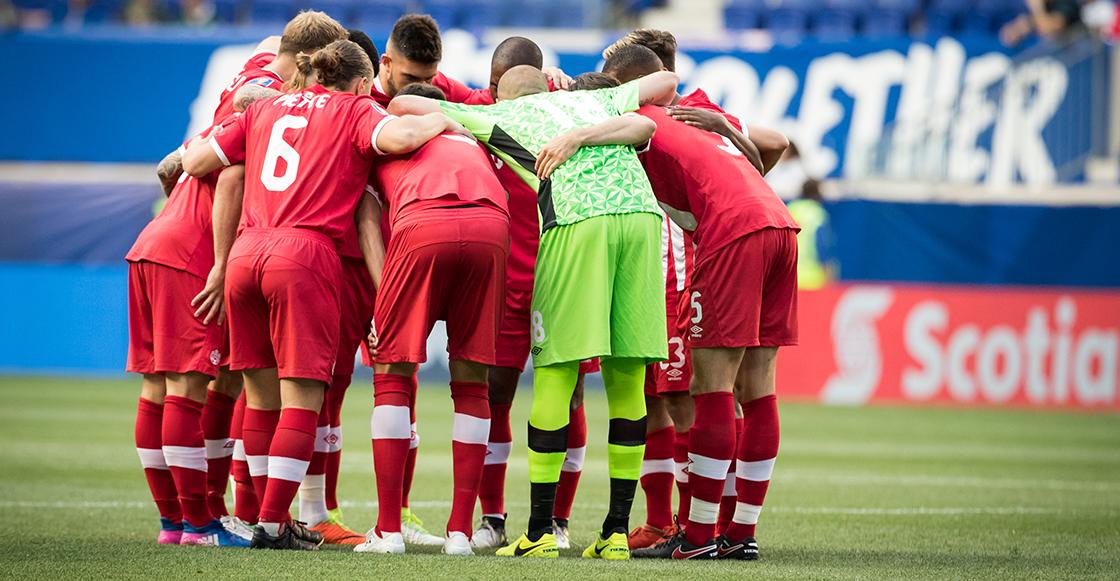 Canadá, el único que ha roto el dominio de México y Estados Unidos en Copa Oro