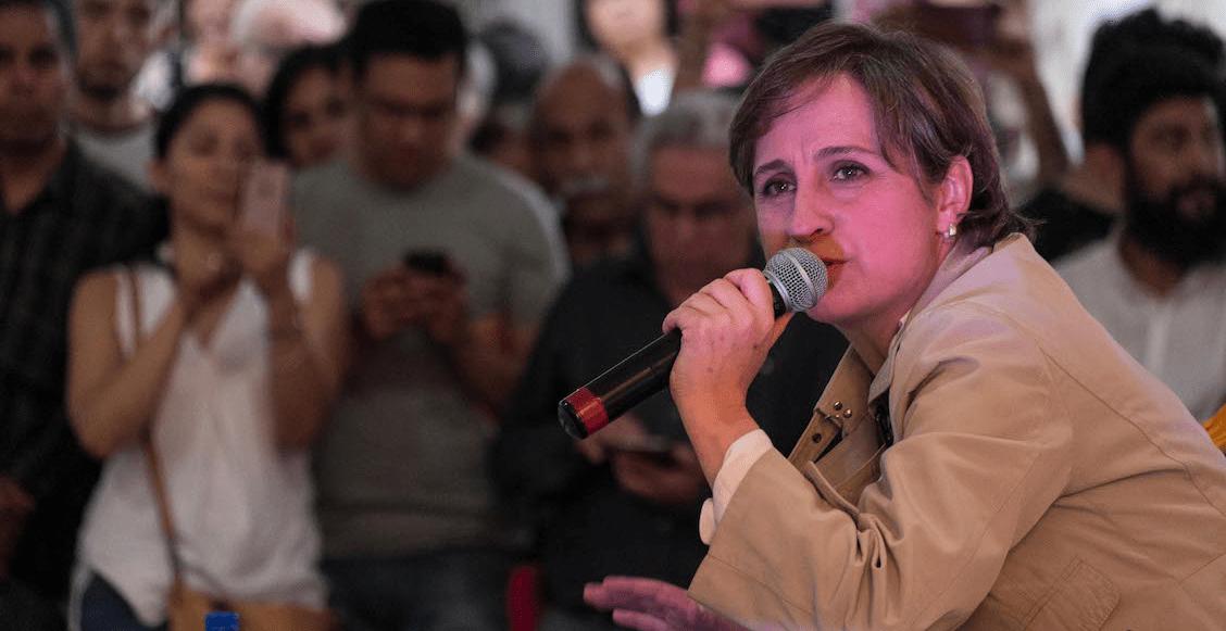#ConLosNiñosNo: Piden detener ataques contra Aristegui utilizando la imagen de su hijo