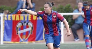 Charlyn Corral se despide del Levante y apunta a la Liga MX Femenil