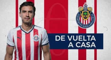 ¡OFICIAL! Oswaldo Alanís vuelve a Chivas