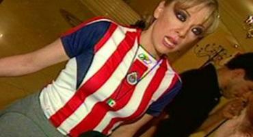 Chivas se despide de Edith González, su más fiel 'ChivaHermana'