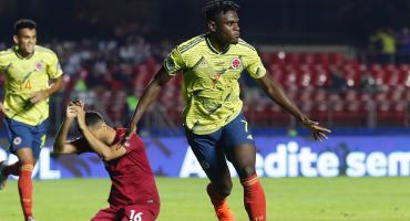 ¡Colombia es el primer clasificado a Cuartos de Final de la Copa América!
