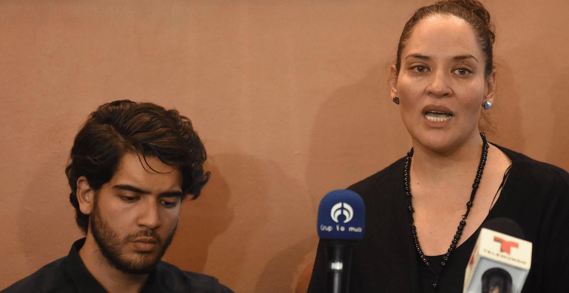 Mamá de Norberto Ronquillo pide colaboración entre sociedad y gobierno CDMX