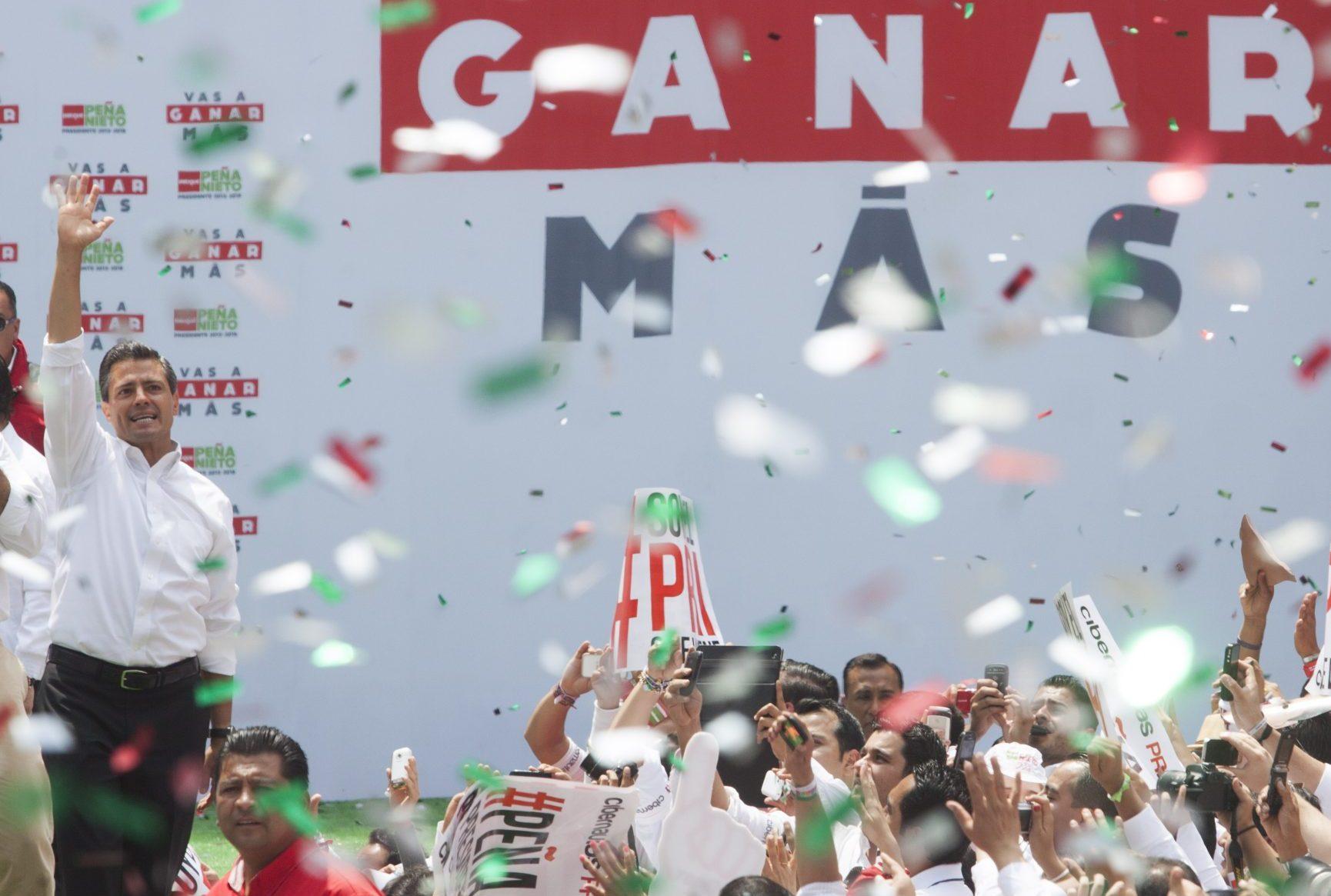 ¿EPN quiere mandar en el PRI con imposición de dirigente? Ivonne Ortega dice que sí