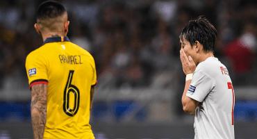 Ecuador y Japón se eliminan; Paraguay avanza sin ganar en la Copa América