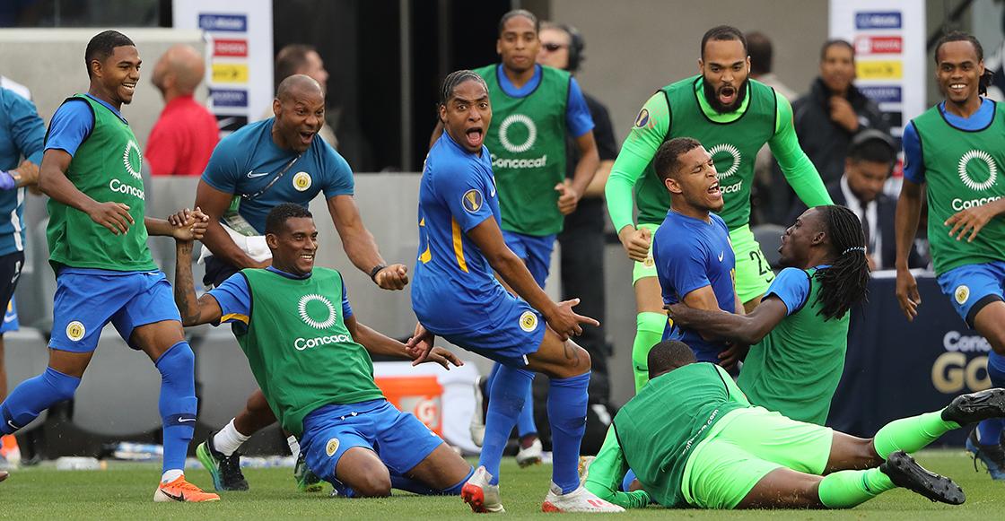¡Histórico! El golazo que calificó a Curazao a Cuartos de Final de la Copa Oro