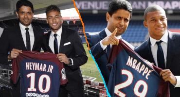 Mbappé sí, Neymar... el presidente del PSG habló de sus 'estrellas'