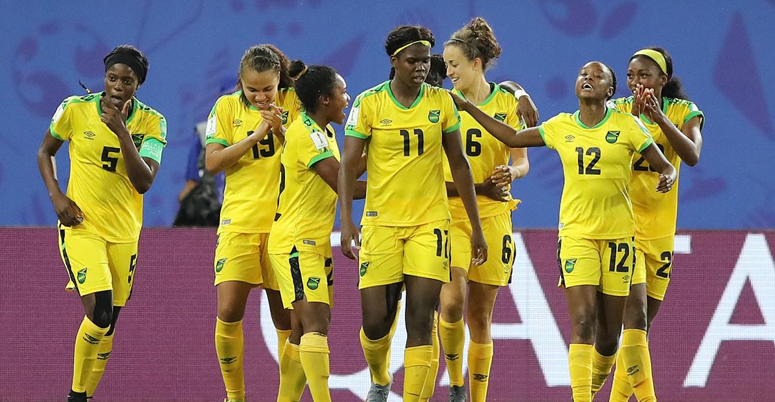 ¡Histórico! Así fue el primer gol de Jamaica en un Mundial Femenil