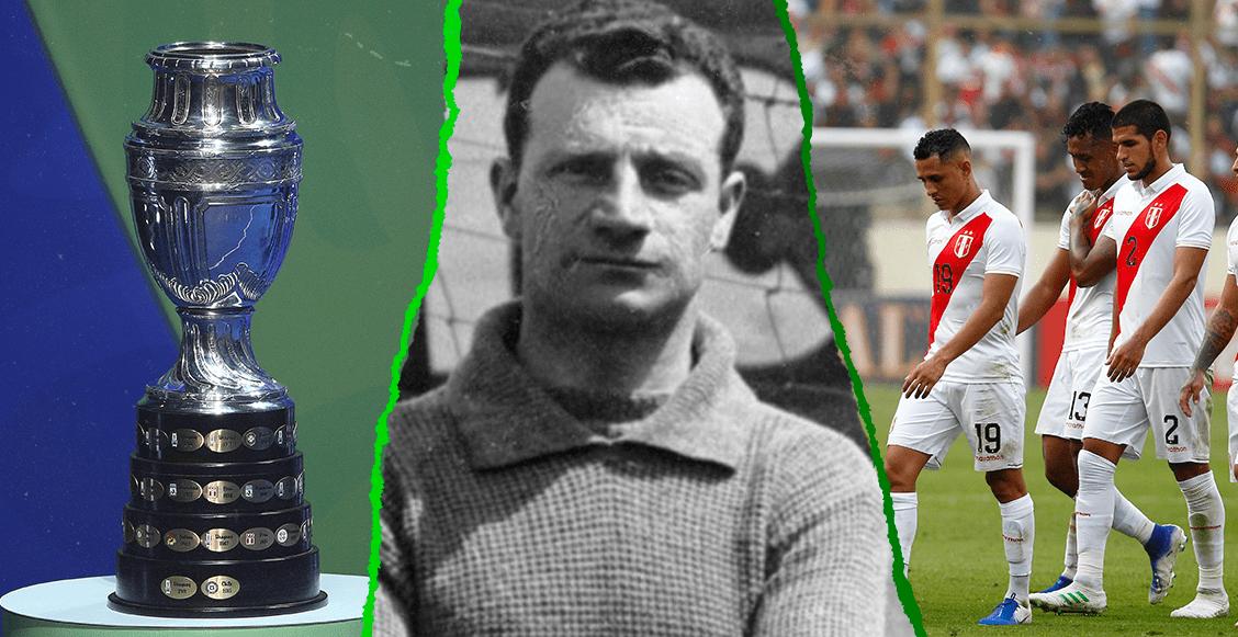 El único técnico extranjero campeón de la Copa América... ¡lo hizo con Perú!