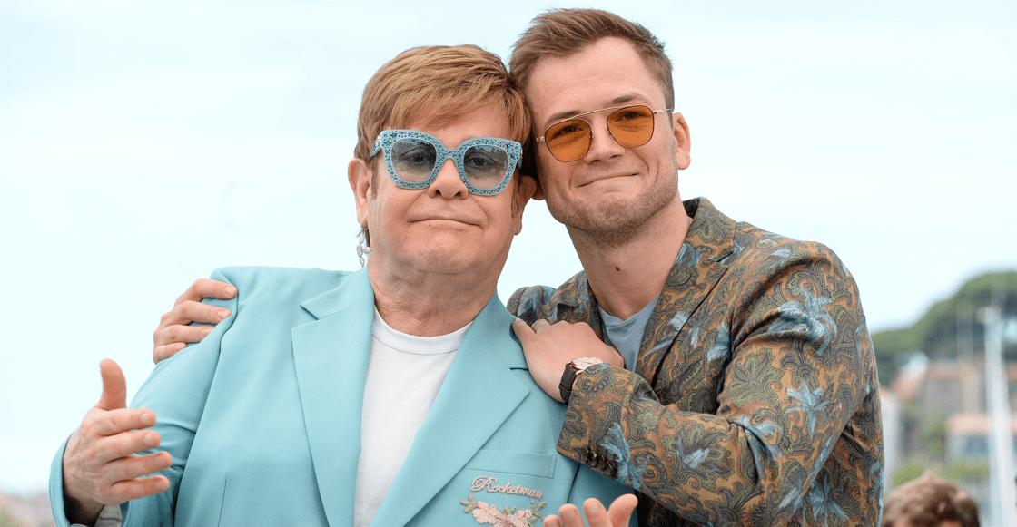 Elton John y Taron Egerton nos vuelan la cabeza con el video de
