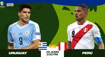 ¿Cuándo, cómo y dónde ver en vivo el Uruguay vs Perú?