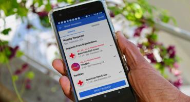Facebook lanza una herramienta para ayudar a donar sangre