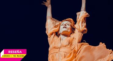 Florence + The Machine hipnotizó con su magia al Palacio de los Deportes