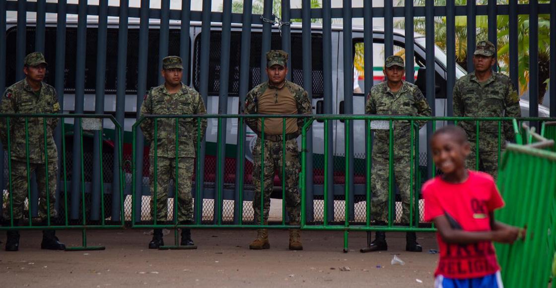 6 mil elementos de la Guardia Nacional vigilarán la frontera sur: WaPo
