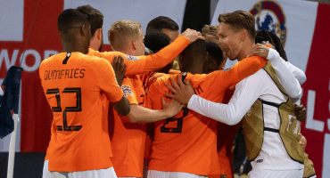 ¡Van los goles! Holanda se metió a la final de la UEFA Nations League
