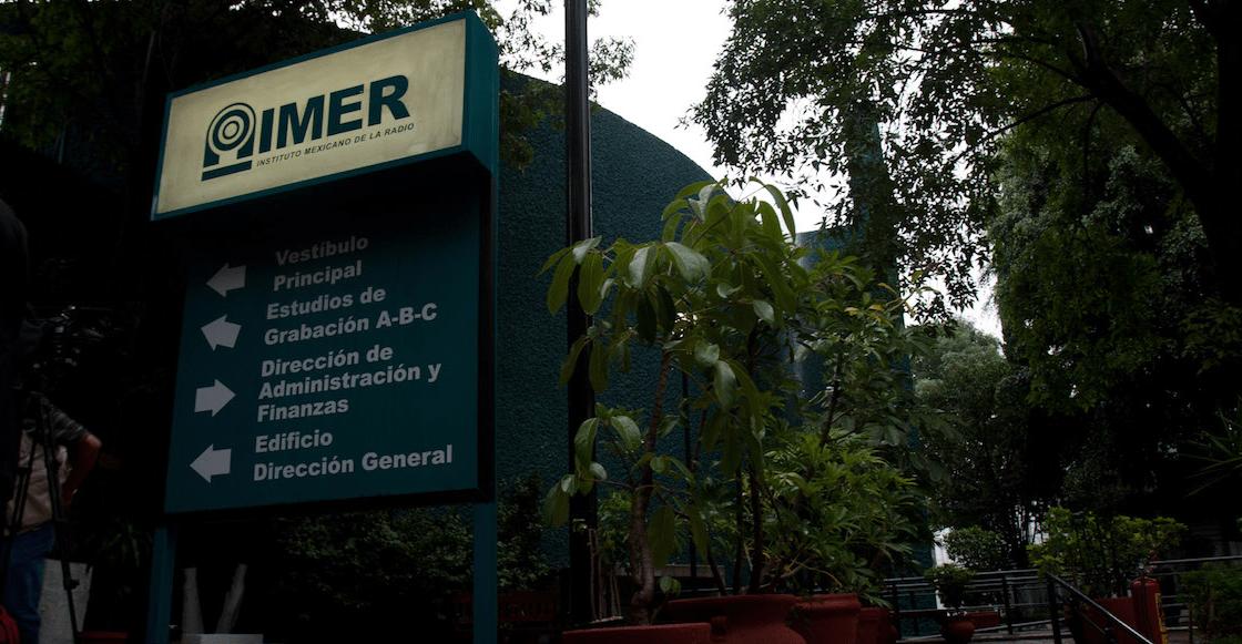 """""""No habrá despidos en el IMER"""", anuncia Jesús Ramírez, vocero de Presidencia"""