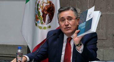 Desaira AMLO a CNDH: por primera vez en 29 años, presidente no recibe informe anual