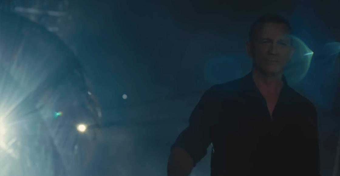 ¡Dale un primer vistazo a la nueva película de James Bond!