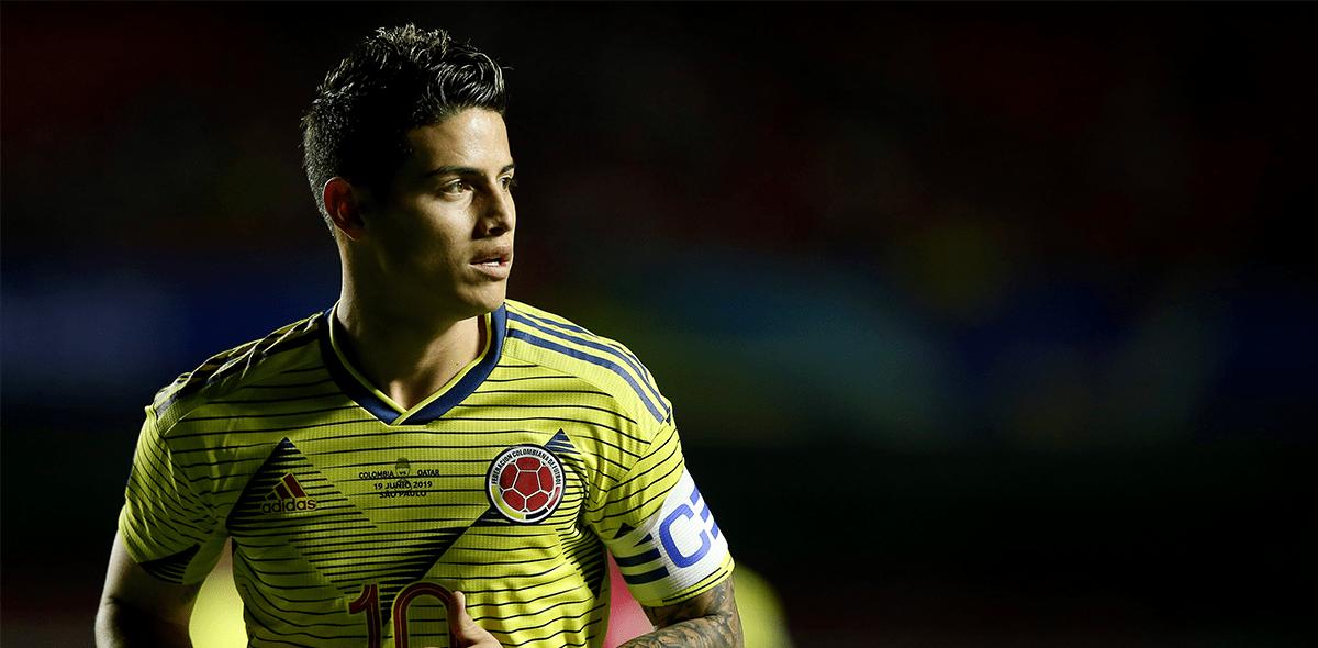 ¡Bombazo colombiano! Napoli anunció la llegada de James Rodríguez
