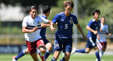 ¡Los malditos penales! Japón eliminó a México del Esperanzas de Toulon