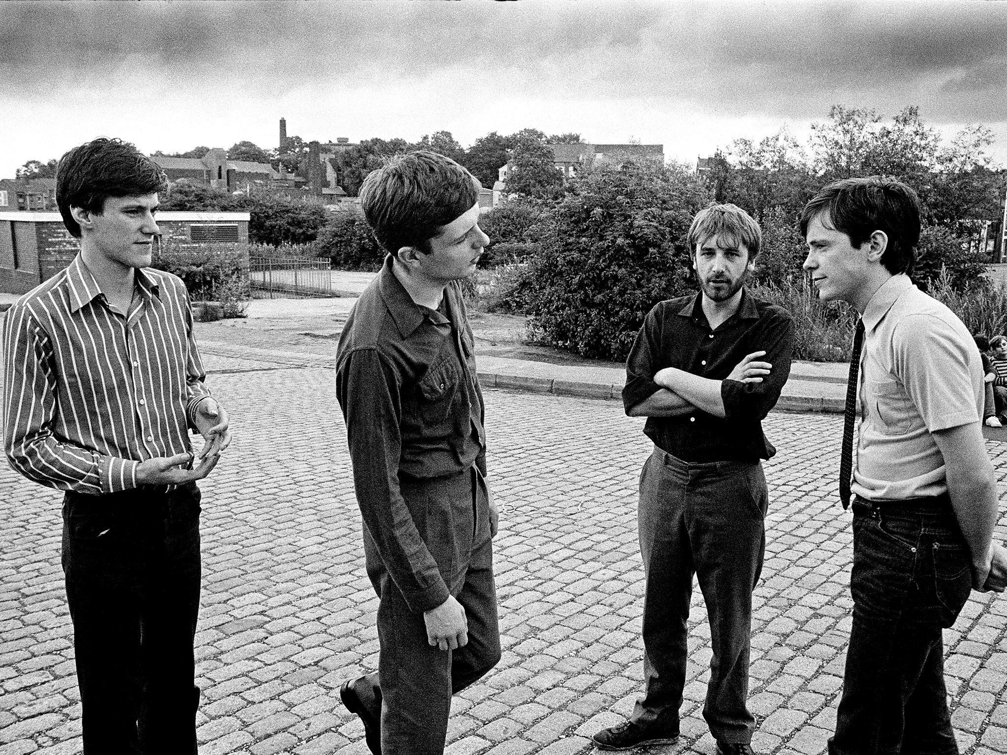 """Recordemos la primera aparición de Joy Division en la televisión para tocar """"Shadowplay"""""""