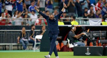 ¡Ya es oficial! Juventus anunció a Sarri como su nuevo técnico