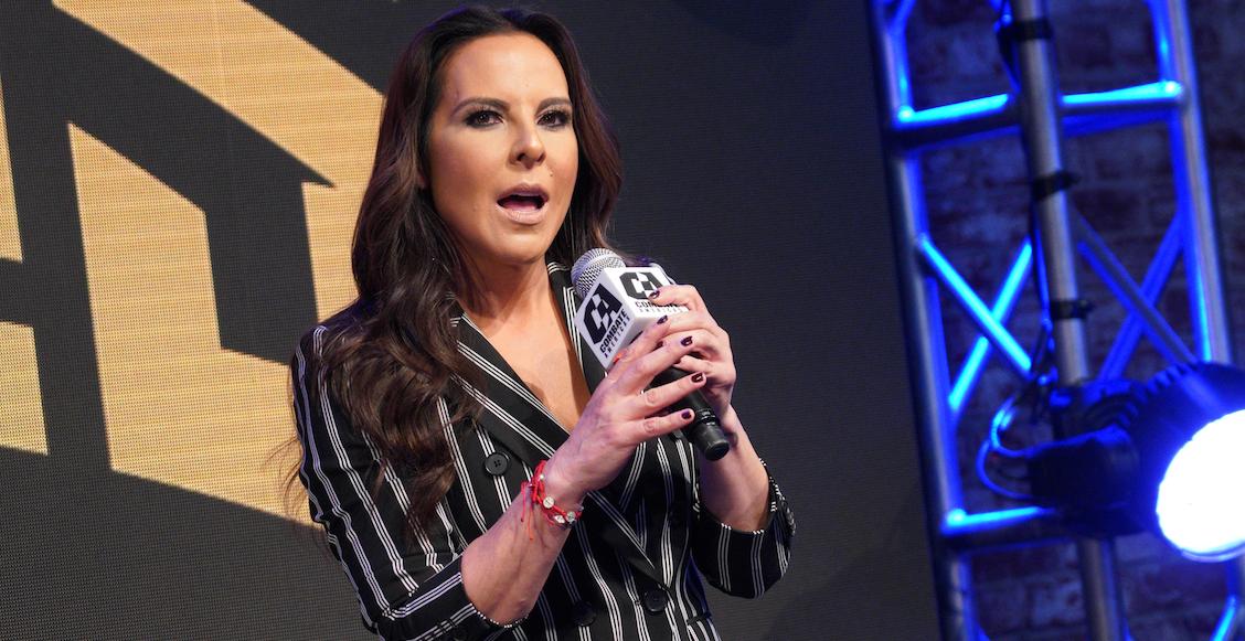 Kate del Castillo presenta amparo tras el rechazo de su demanda contra la PGR