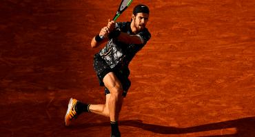 Khachanov despachó a Del Potro y dejó sin argentinos el Roland Garros