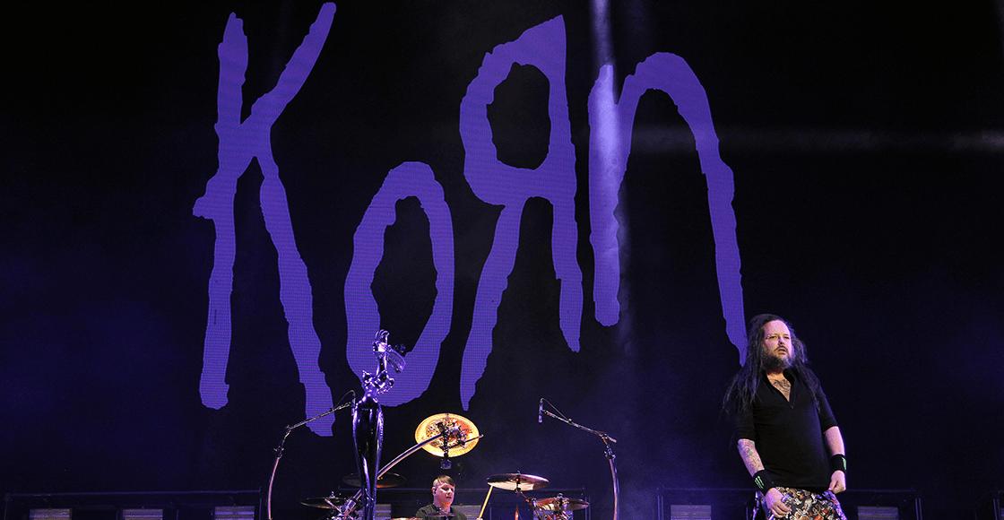 ¡Korn anuncia nuevo álbum y estrena el primer sencillo!