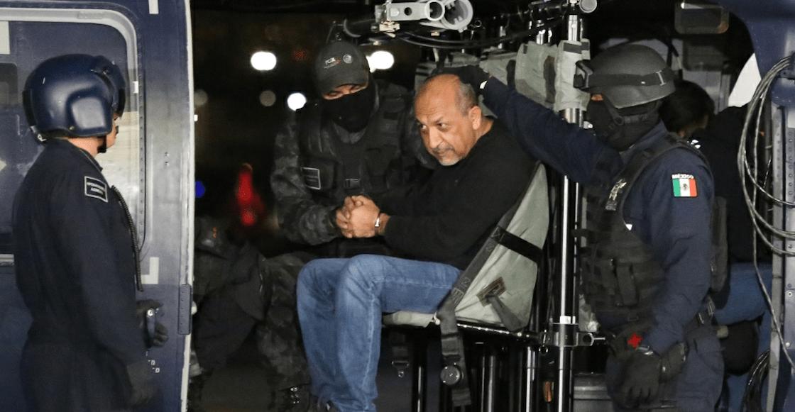 Condenan a 'La Tuta' a 55 años de prisión — Michoacán