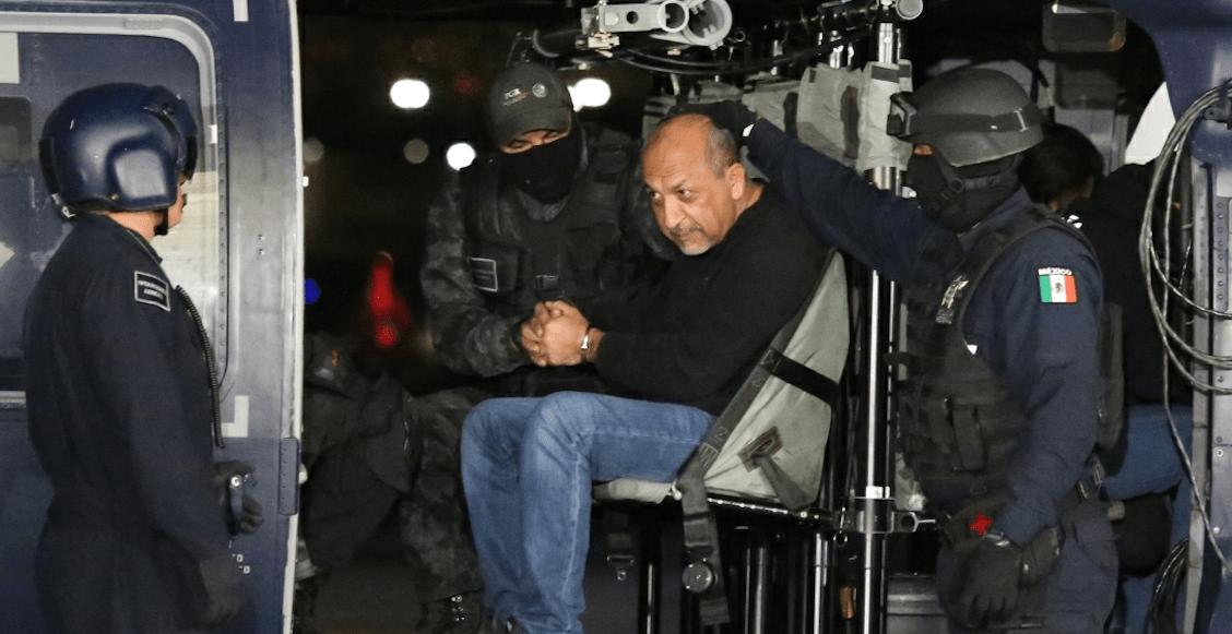Michoacán: Condenan a 'La Tuta' a 55 años de prisión